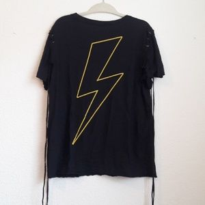 Rock n' Roll graphic tshirt